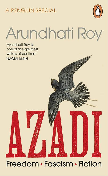 AZADI - SLIGHT DAMAGE
