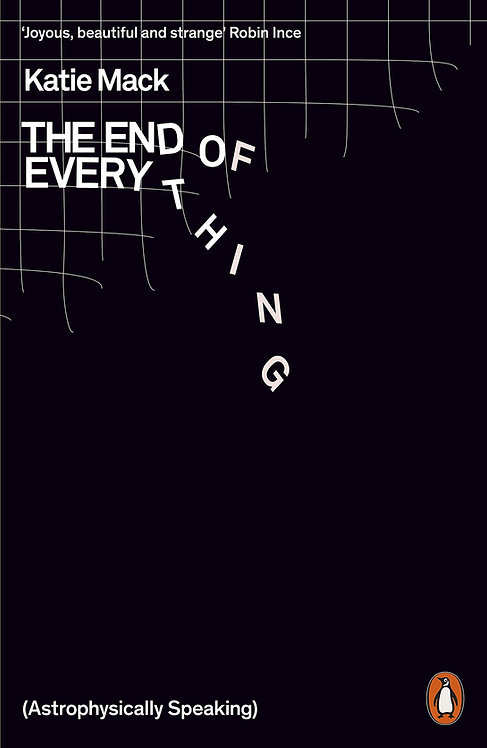 The End of Everything  (PB) - with SIGNED bookplates!