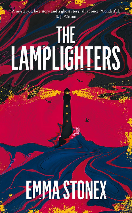 The Lamplighters -SIGNED indie exclusive edition