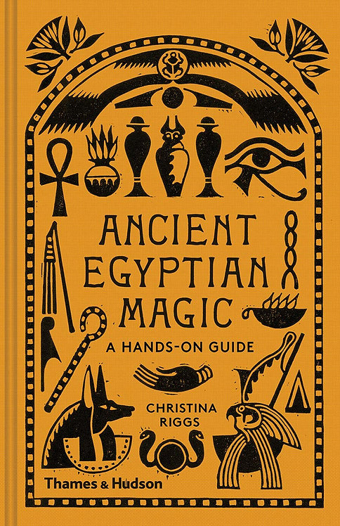 Ancient Egyptian Magic - with SIGNED bookplate!