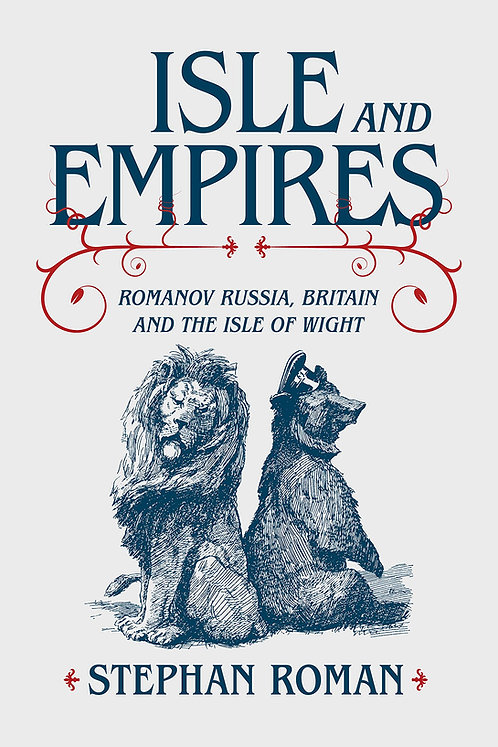 Isle and Empires - with SIGNED bookplate and postcard!