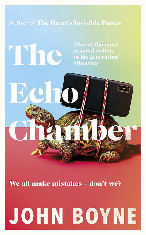 PRE-ORDER The Echo Chamber - 5/8