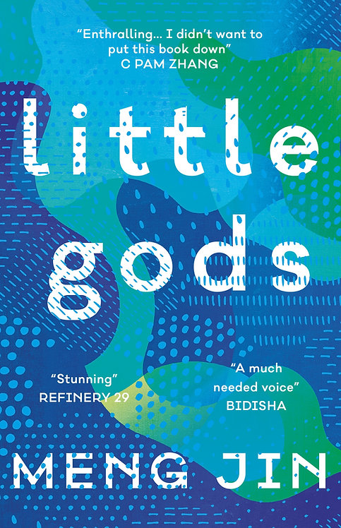 Little Gods - SIGNED bookplate edition!