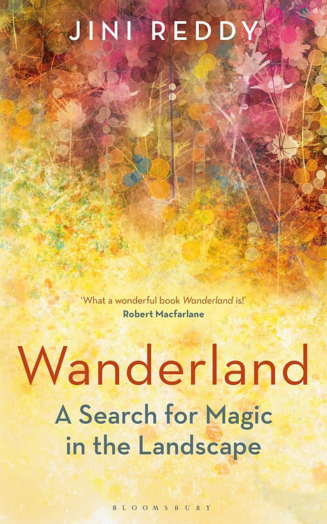 Wanderland  - With signed bookplate from Jini!