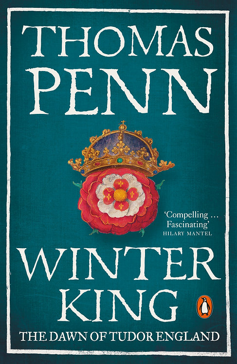 The Winter King  - with signed bookplate!