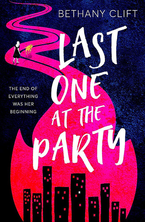PRE-ORDER Last One at the Party - 4/2/21
