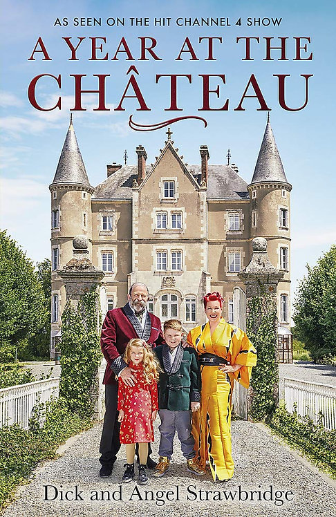 A Year at the Chateau - slight damage