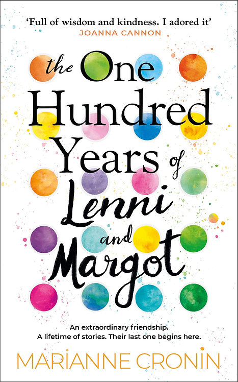 The One Hundred Years of Lenni and Margot - with SIGNED bookplates!