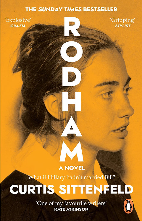 Rodham (PB) - indie exclusive with SIGNED bookplate
