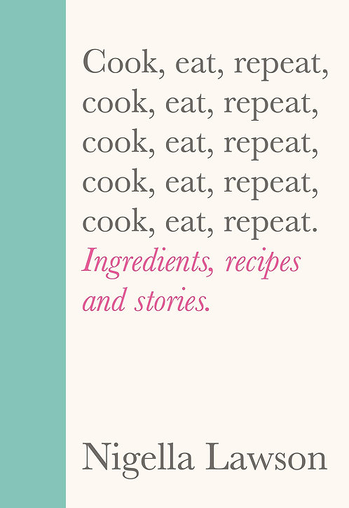 PRE-ORDER Cook, Eat, Repeat - Out Oct. 29th