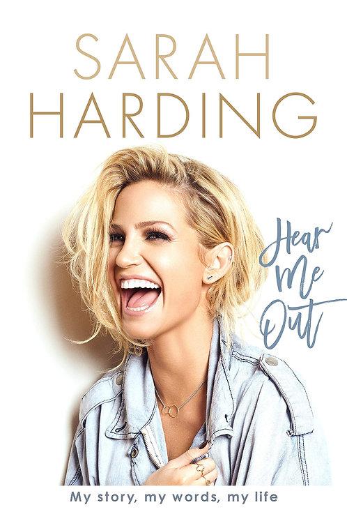 Sarah Harding: Hear Me Out
