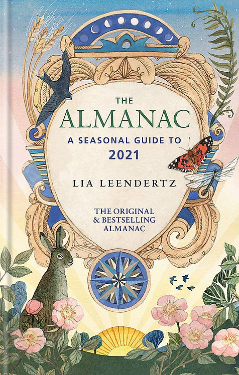 The Almanac: A Seasonal Guide to 2021 with SIGNED bookplate and bookmark!