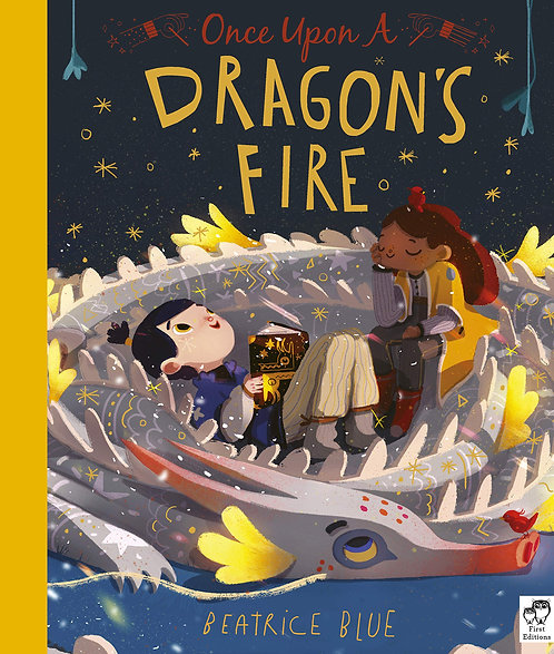 Once Upon A Dragon's Fire