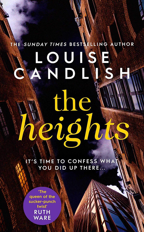 The Heights - SIGNED  1st editions