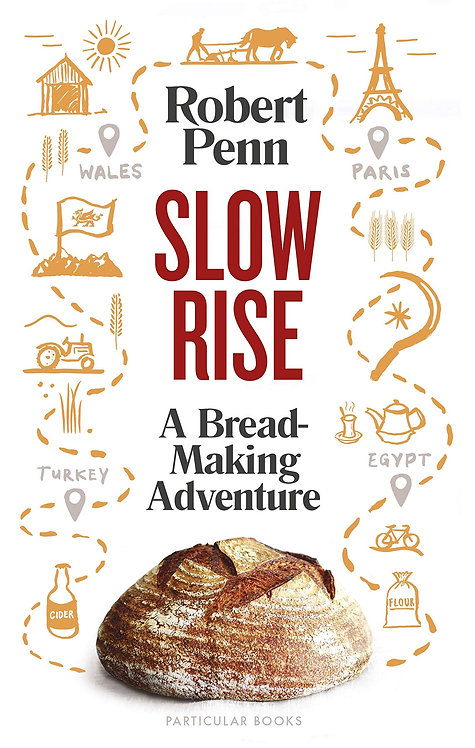 Slow Rise - with SIGNED bookplate!