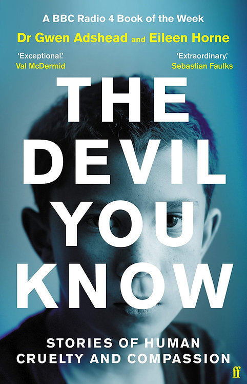 The Devil You Know - with SIGNED bookplates!
