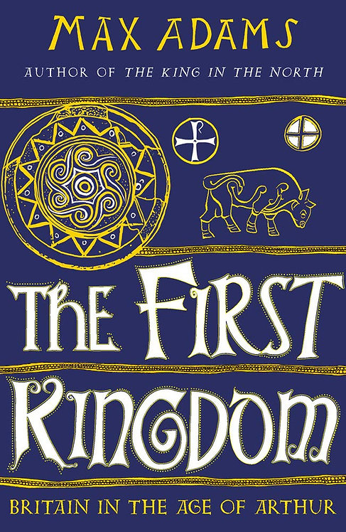 PRE-ORDER The First Kingdom - out 4/2