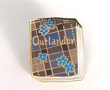 Book Pin: Outlander
