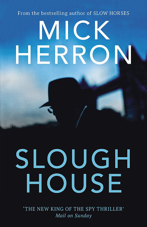 Slough House - SIGNED 1st edition!