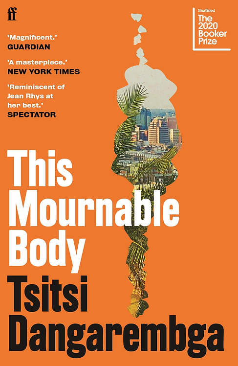 This Mournable Body (Paperback) - with SIGNED bookplate!