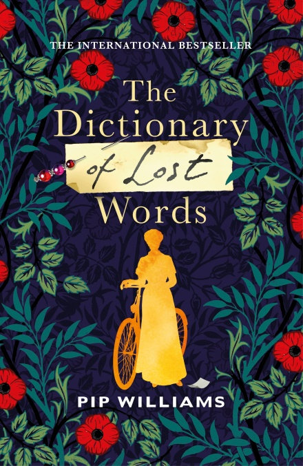 The Dictionary of Lost Words - with SIGNED bookplate!