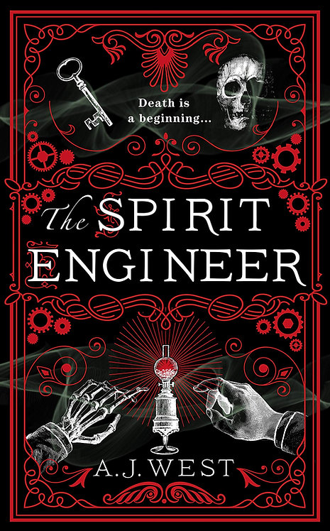 The Spirit Engineer - with SIGNED bookplate