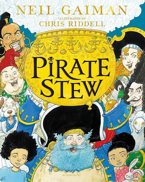 Pirate Stew - SIGNED bookplates!