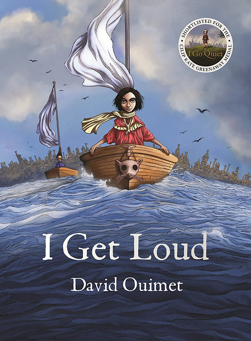 I Get Loud - with SIGNED bookplate!
