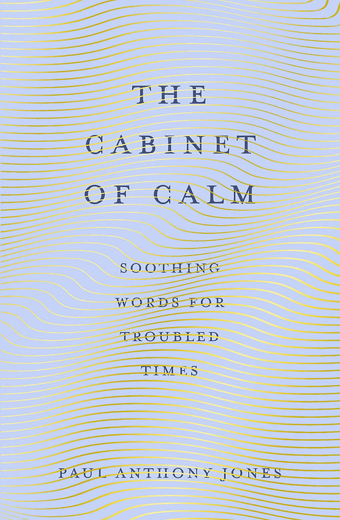 The Cabinet of Calm (PB) - with signed bookplate!