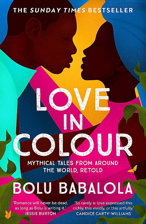 PRE-ORDER Love in Colour - 24/6/21