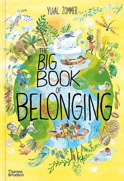 PRE-ORDER The Big Book of Belonging - 9/9/21
