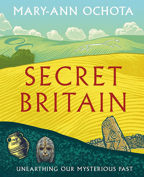 Secret Britain - with SIGNED bookplate!