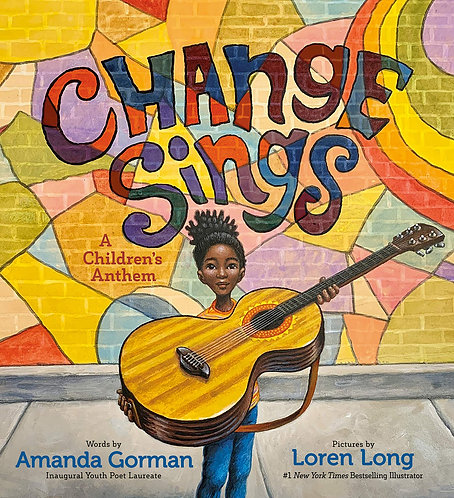 PRE-ORDER Change Sings: A Children's Anthem 21/9/21
