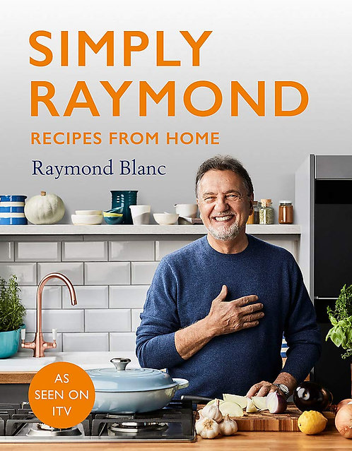 Simply Raymond - SIGNED!