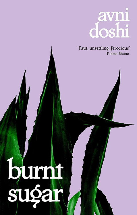 Burnt Sugar - with SIGNED bookplate!