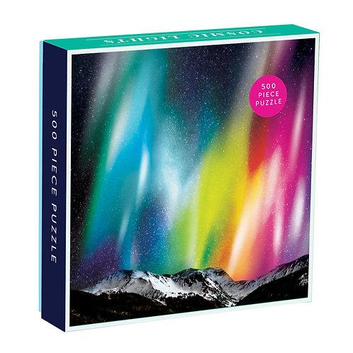 Cosmic Lights 500 Piece Puzzle