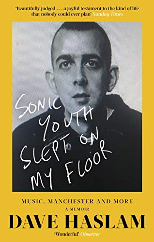 Sonic Youth Slept On My Floor