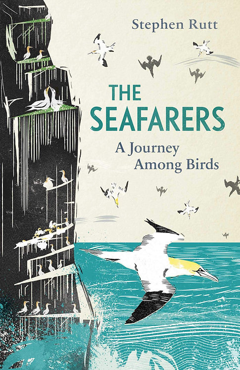 The Seafarers: A Journey Among Birds - with signed bookplate!