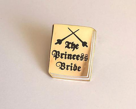 Book Pin: Princess Bride