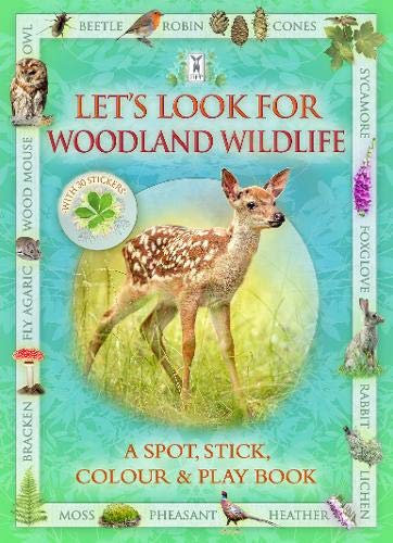 Let's Look for Woodland Wildlife: A Natural History Activity Book