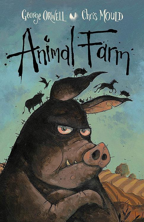 Animal Farm  - SIGNED plus limited edition print