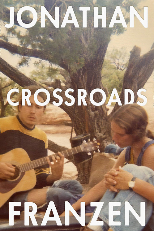 Crossroads - SIGNED 1st editions