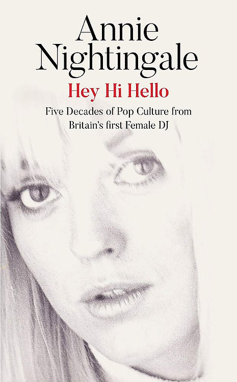 Hey Hi Hello: Five Decades of Pop Culture SIGNED FIRST EDITION