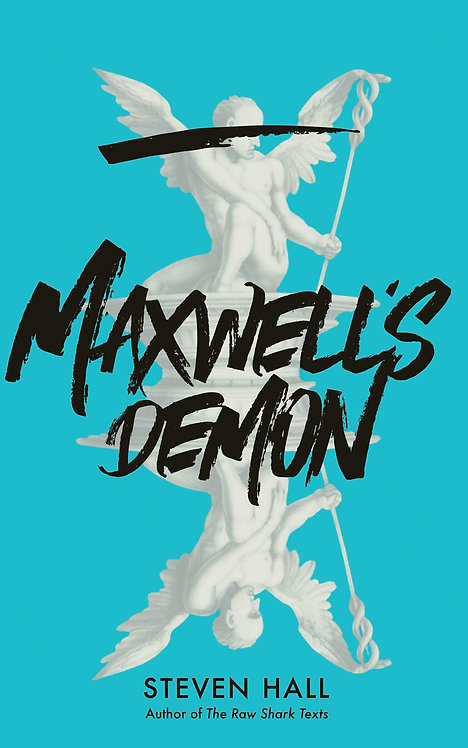 Maxwell's Demon - with SIGNED bookplate!