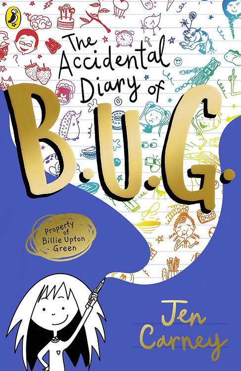 The Accidental Diary of B.U.G