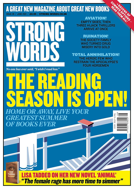 Strong Words Magazine - June 2021