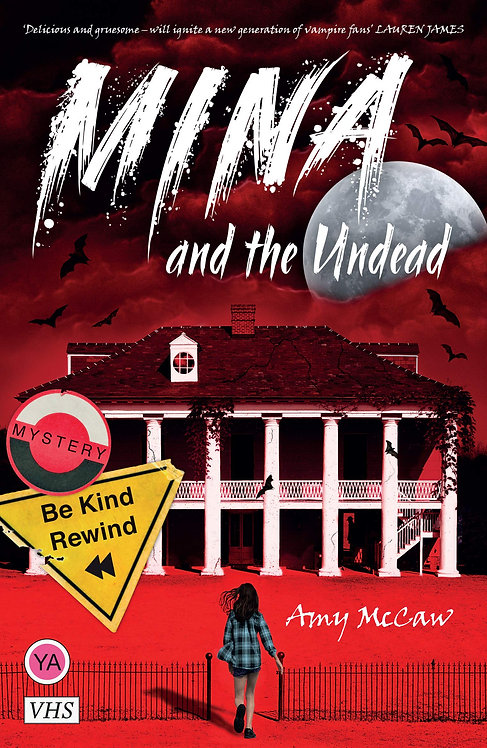 Mina and the Undead - with SIGNED bookplates!