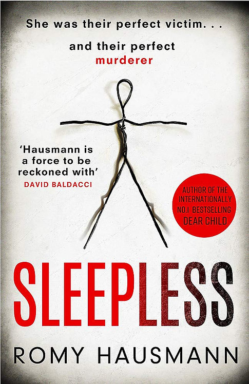 Sleepless - SIGNED 1st edition!
