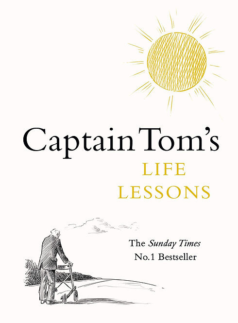 PRE-ORDER Captain Tom's Life Lessons - out 2/4