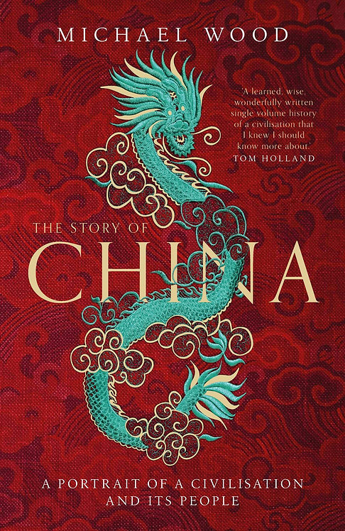 The Story of China - with SIGNED bookplate!